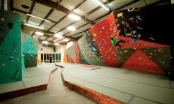The Sport Climbing Center