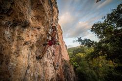 Climbing Puerto Rico