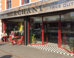 The Merchant Fish & Chip Shop