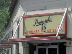 Peninsula Fountain & Grill