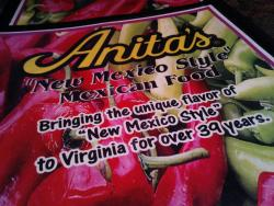 Anitas Mexican Food