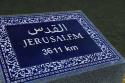 Milestone Jerusalem: Oslo