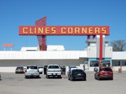 Clines Corners Gift Shop