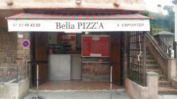 Bella Pizz'a since 1974.