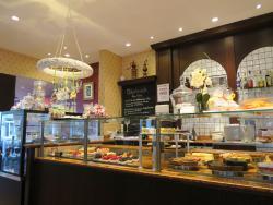 Cafe Merci im Kofler's