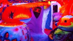 Electric Ladyland - le premier musée d'Art Fluorescent