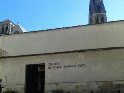 Musee du Cloitre de Notre Dame-en-Vaux