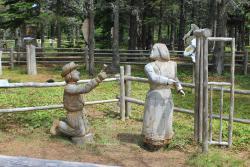Sentier Magique de Sculpture