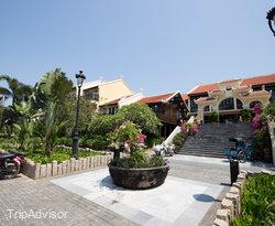 Entrance at the Victoria Hoi An Beach Resort & Spa