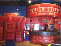 Laser Quest Richmond