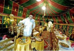 La Tente Berbere