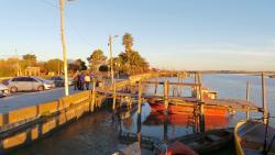 Puerto de San Clemente del Tuyu