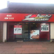 Pizza Hut Delivery Knightswood
