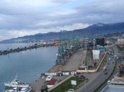 ‪Batumi Sea Port‬