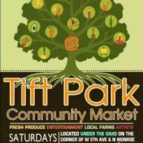 Tift Park Community Market