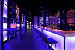 Blue Bar & Smoker's Lounge