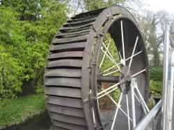 The Manor Mill Wheel