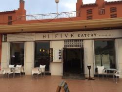 Hi Five Eatery