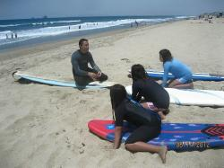 Orange County Surf School