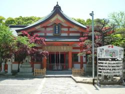 Momiji Hachimangu Shrine