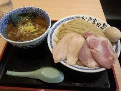 松戸富田製麺 特製つけ麺