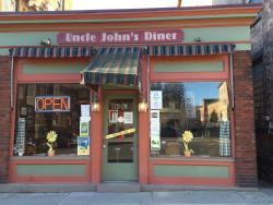 UNCLE John Diner