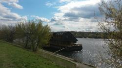 Rusanivska Quay Park