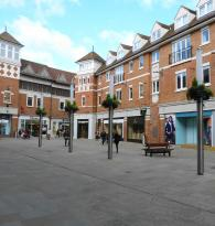 Whitefriars Shopping Centre