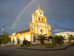 Iglesia Santa Cruz de Lorica