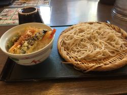 Soba restaurant Nango Shinshuan