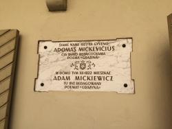 Adam Mickiewicz Museum