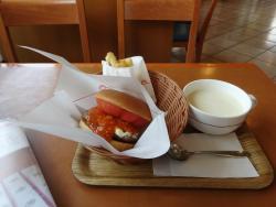 Mos Burger Kimiidera