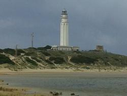 Lighthouse at Cape Trafalgar