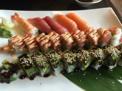 Zero Juice & Sushi