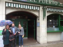 Restaurante El Puerto de Santa María