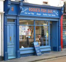 ‪Ossie's Fish Bar‬