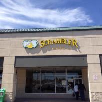 Scrambler Marie's