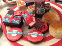 exquisitely decorated biscuits