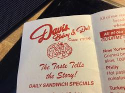 Davis Bakery and Delicatessen