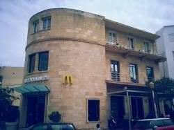 McDonalds Rhodes