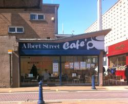 ‪albert st cafe‬