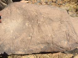 Prehistorische overblijfselen