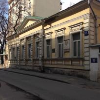 A. Golubkina's Museum Workshop