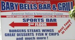 ‪Baby Bells Bar and Grill‬