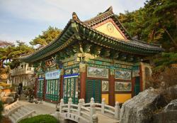 Cheongryangsan Heungryunsa Temple