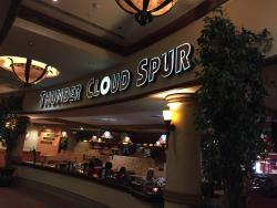 Thundercloud Spur Steak Ranch