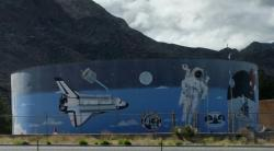 Las Cruces Water Tank Murals