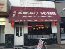 Nikko Sushi Japanese Restaurant