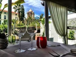 Glam Restaurant Sanremo Villa Noseda