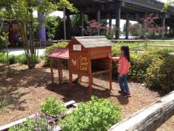 The Children's Garden at Linky Stone Park